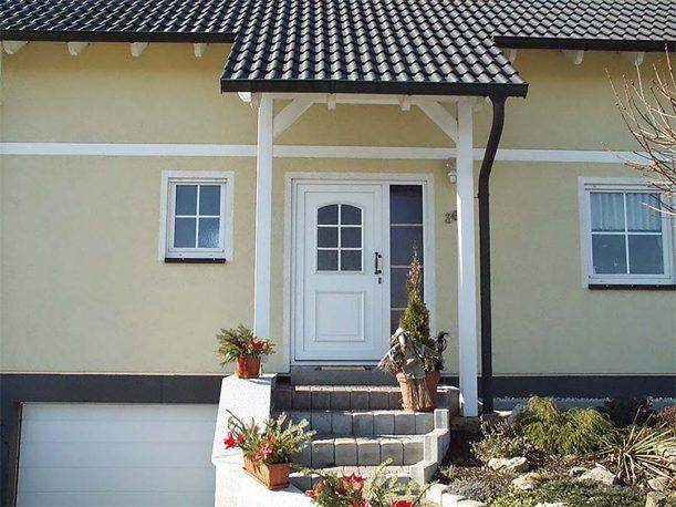 Einfamilienhaus Flieder